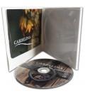 Digipack 2 volets format CD plateau blanc interieur