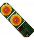 Pressage CD en digipack 3 volets 2 cales gauche droite