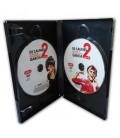 Boitier DVD standard double DVD Pressage DVD boitier double dvd noir