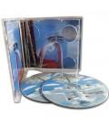 Boitier CD standard double CD  livret