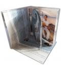 Boitier CD standard double album CD livret