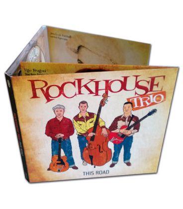 Pressage de CD en Digipack 4 volets