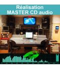 Réalisation CD master audio standard
