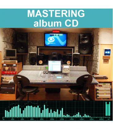 Réalisation du Mastering de votre album