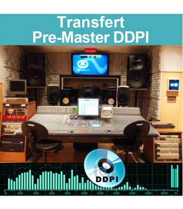 Transfert Pre-Master DDPI