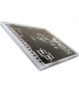 Boitier CD single extra plat - coté