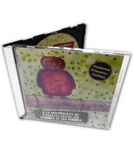 Pressage de CD en boitier slimbox ultra mince