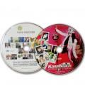 Pressage DVD couleur