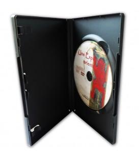 Boitier DVD standard Pressage DVD boitier Amaray noir