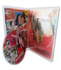 pressage dvd thinpack transparent dvd