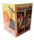 Digipack 2 volets format DVD