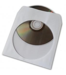 Pochette papier pour CD