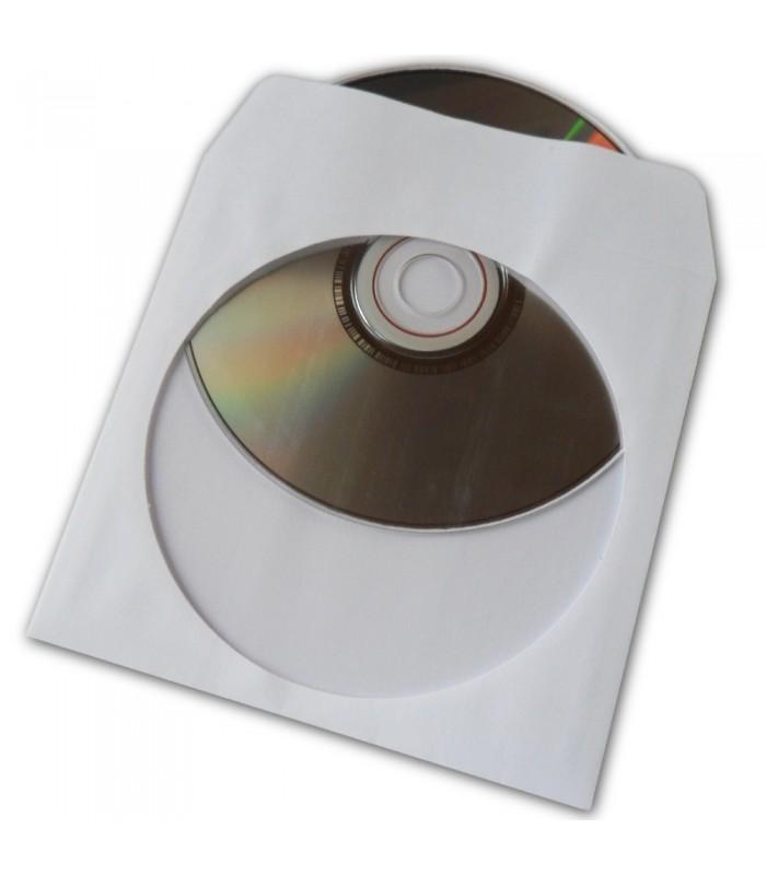 Beliebt Pochette papier CD de style envelope ideal pour envoi postal NM04