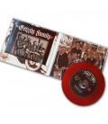 Pressage CD digipack 2 volets avec livret 4 pages - interieur